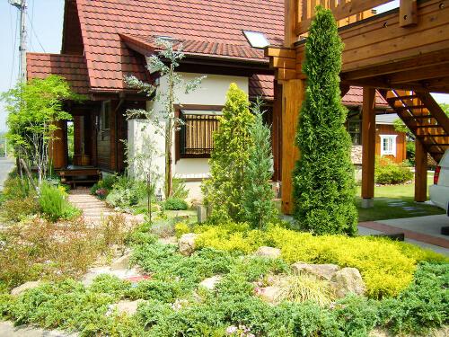 ガーデン・植栽工事